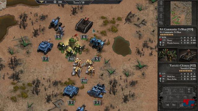 Screenshot - Warhammer 40.000: Armageddon (PC) 92495098