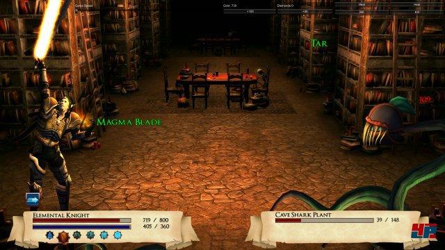 Screenshot - Das Schwarze Auge: Skilltree Saga (PC)