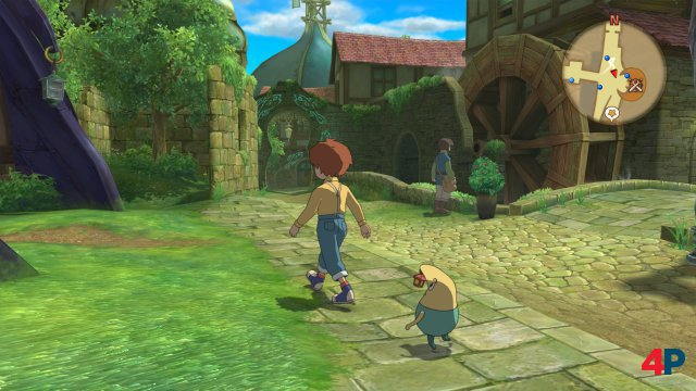 Screenshot - Ni No Kuni: Der Fluch der Weissen Königin (PS4) 92597981