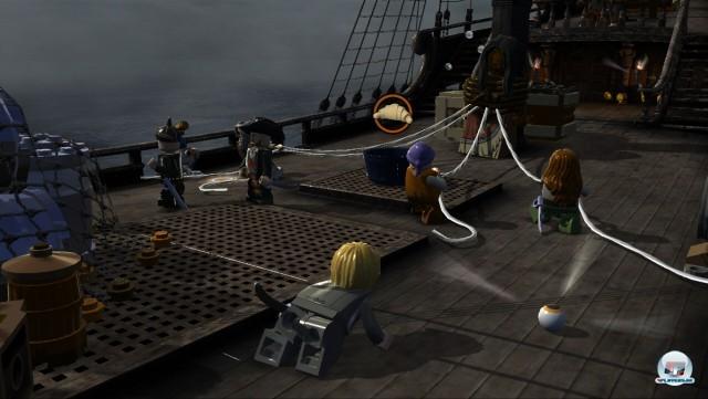 Screenshot - Lego Pirates of the Caribbean - Das Videospiel (360) 2222417