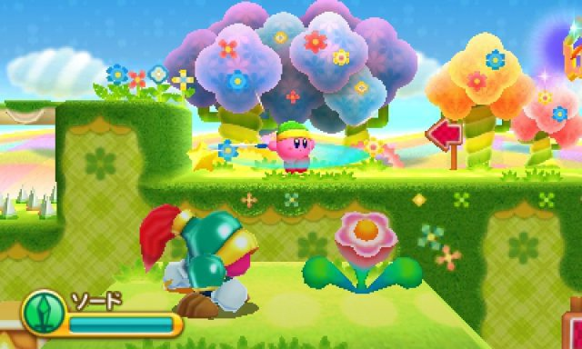 Screenshot - Kirby Triple Deluxe (3DS) 92474105