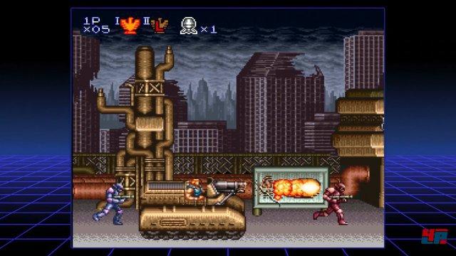 Screenshot - Contra 3: The Alien Wars (SuperNES) 92553185