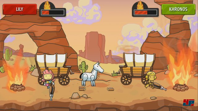 Screenshot - Scribblenauts Showdown (PS4) 92560197