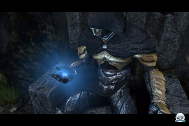 Screenshot - Infinity Blade 2 (iPhone)