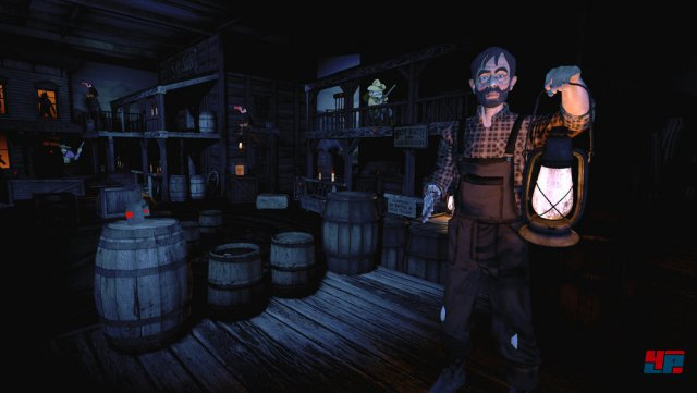 Screenshot - Ghost Town Mine Ride & Shootin' Gallery (HTCVive) 92537933