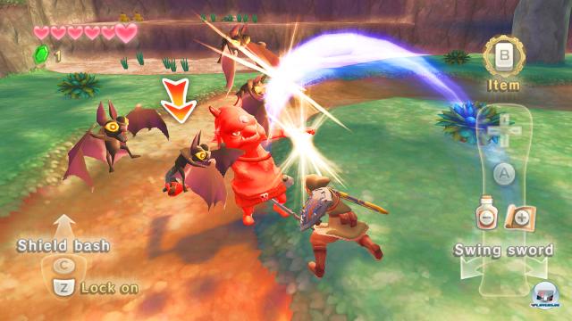 Screenshot - The Legend of Zelda: Skyward Sword (Wii) 2243442