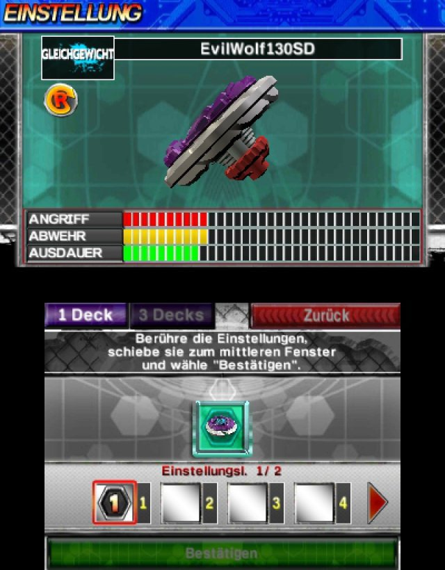 Screenshot - Beyblade: Evolution (3DS) 92467959