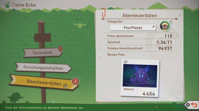 Screenshot - New Pokémon Snap (Switch) 92640652