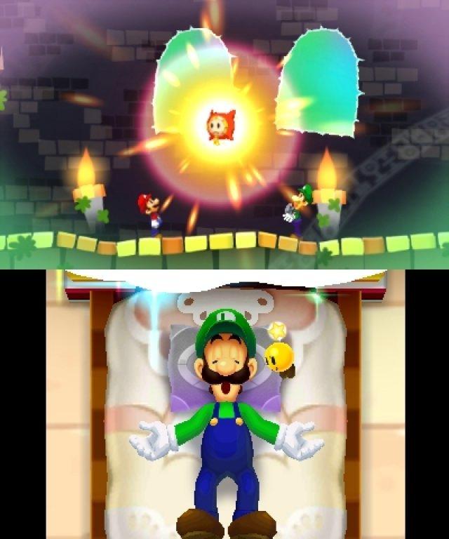 Screenshot - Mario & Luigi: Dream Team Bros. (3DS) 92462419