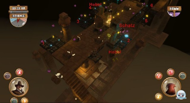 Screenshot - Hamilton's Great Adventure (PC)