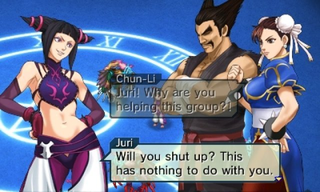 Screenshot - Project X Zone (3DS) 92462949