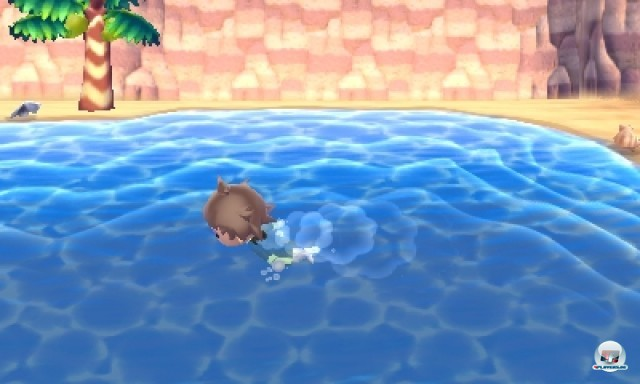 Screenshot - Animal Crossing 3DS (3DS) 2231127