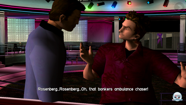 Screenshot - Grand Theft Auto: Vice City (iPhone) 92430567