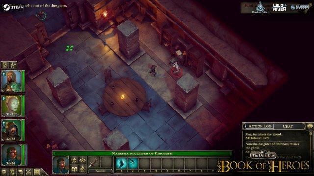 Screenshot - Das Schwarze Auge: Book of Heroes (PC) 92600695