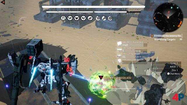 Screenshot - Daemon X Machina (Switch) 92597198
