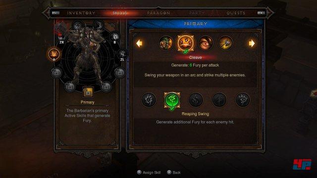 Screenshot - Diablo 3: Reaper of Souls (Switch) 92571495