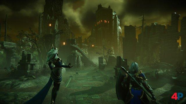 Screenshot - Immortal Realms: Vampire Wars (PC) 92622700