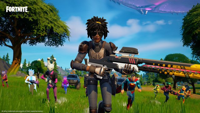 Screenshot - Fortnite (Android, iPad, iPhone, Mac, PC, PS4, PlayStation5, Switch, One, XboxSeriesX) 92643558