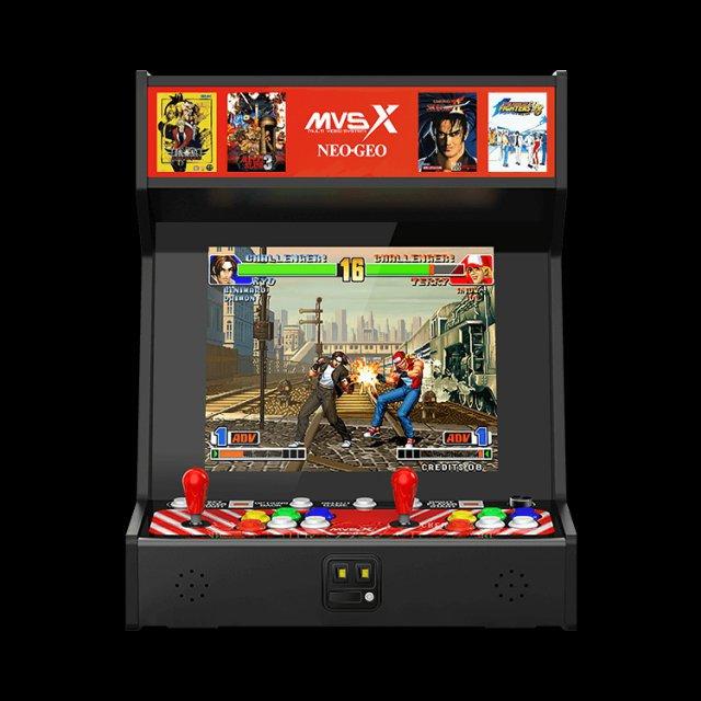 Screenshot - Neo Geo MVS X (Spielkultur)