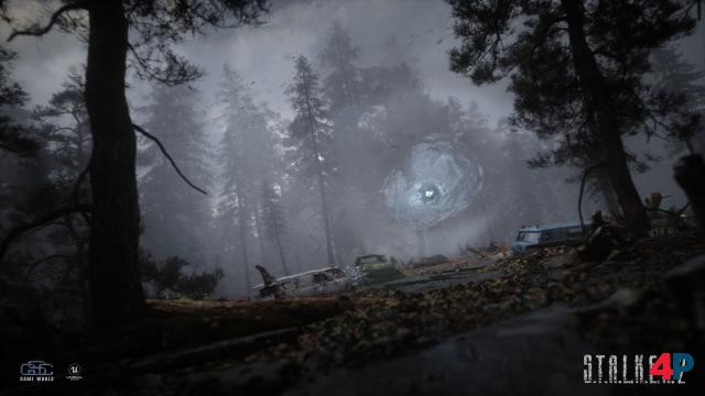 Der erste Screenshot aus S.T.A.L.K.E.R. 2