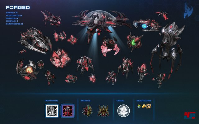 Screenshot - StarCraft 2: Legacy of the Void (Mac)