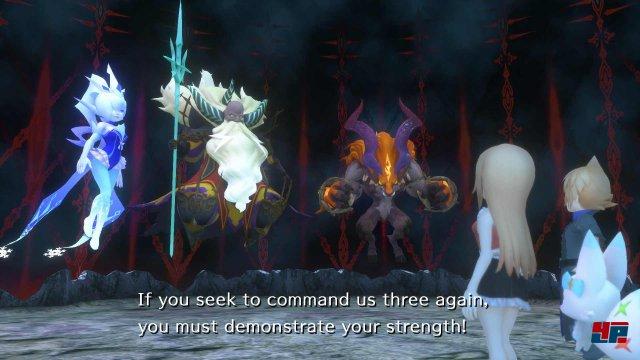 Screenshot - World of Final Fantasy (PlayStation4) 92514117