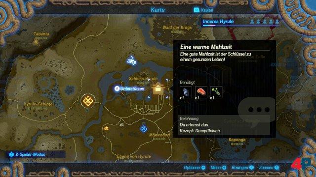 Screenshot - Hyrule Warriors: Zeit der Verheerung (Switch) 92629163