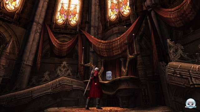 Screenshot - Devil May Cry HD Collection (360) 2285027