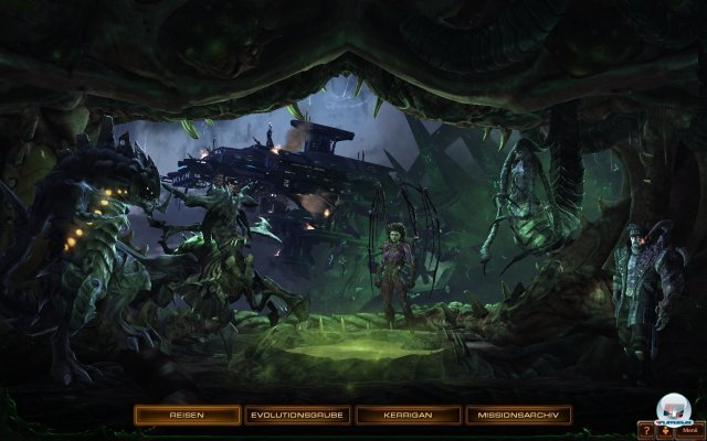 Screenshot - StarCraft 2: Heart of the Swarm (PC) 92457103