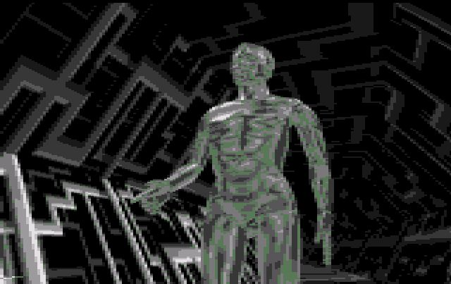 The Lawnmower Man (1993)<br><br>1992 waren Begriffe wie »interaktiv«, »Multimedia«, »Cyberspace« und »Virtual Reality« in aller Munde - keiner wusste so recht, was man sich darunter vorzustellen hatte, aber es klang aufregend und super und neu und huiii! Ein Resultat aus diesem kollektiven Nichtwissen war der Film »Der Rasenmähermann« mit Pierce Brosnan und einigen der frühesten Rendergrafiken, die jemals auf der Kinoleinwand zu sehen waren. Damals sorgten die kruden 3D-Modelle, blinkenden Polygone und wilden Kamerafahrten für klappende Kinnladen, heute würde sich jedes Handy für derartige Technik schämen. Und Spiele gab's dazu natürlich auch: Die Umsetzungen für Mega Drive, SNES und Game Boy waren dabei gar nicht mal übel, da klassische Jump-n-Runs. Was sich Sales Curve Interactive aber bei den PC- und Sega CD-Versionen gedacht hat, kann bis heute auch der gewiefteste Drogenforscher nicht erklären. Das Bild oben ist übrigens nicht etwa hässlichgerechnet - das Spiel sah wirklich so aus! 1723560
