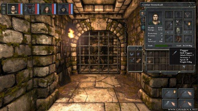 Screenshot - Legend of Grimrock (PC) 2310142