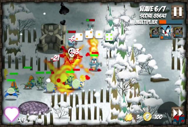 Screenshot - Onion Force (PC) 92518067