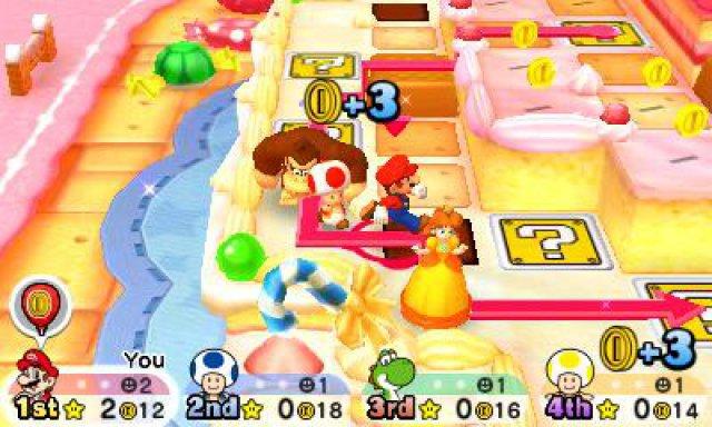 Screenshot - Mario Party: Star Rush (3DS) 92528368