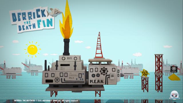 Screenshot - Derrick the Deathfin (PlayStation3) 92413552