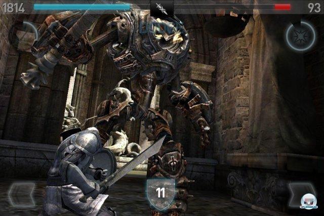 Screenshot - Infinity Blade 2 (iPhone) 2296897