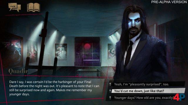 Screenshot - Vampire: The Masquerade - Coteries of New York (PC)