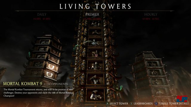 Screenshot - Mortal Kombat X (PlayStation4) 92503166