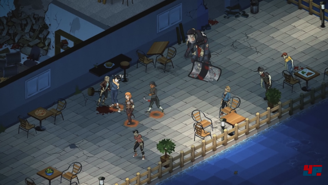 Screenshot - Dead Maze (Linux)
