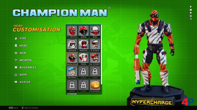 Screenshot - HYPERCHARGE: Unboxed (PC)