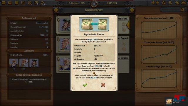 Screenshot - Railway Empire (PC) 92559389