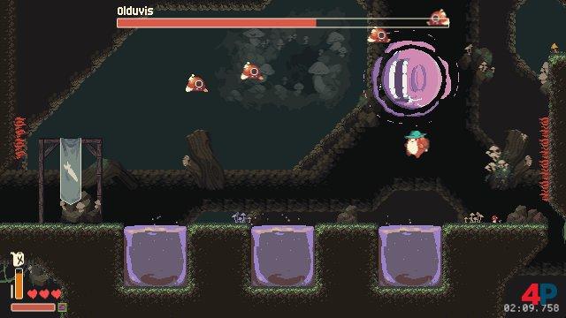 Screenshot - Super Holobunnies: Pause Café (Switch)