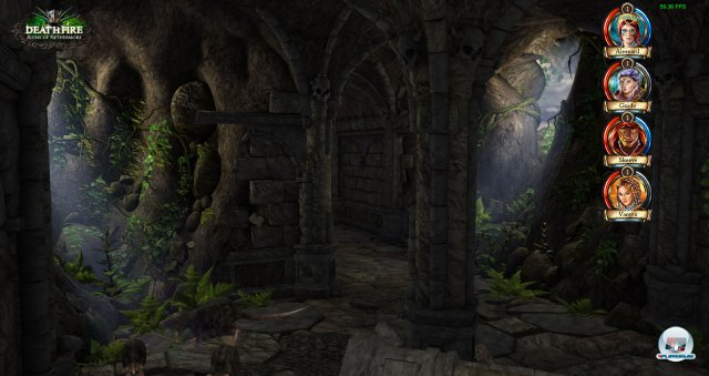 Screenshot - Deathfire: Ruins of Nethermore (PC) 92470429