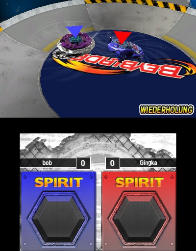 Screenshot - Beyblade: Evolution (3DS) 92467958