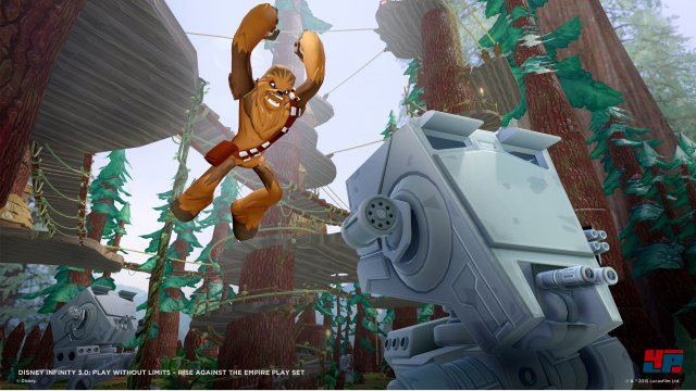Screenshot - Disney Infinity 3.0: Play Without Limits (360) 92506063