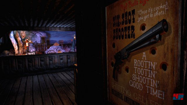 Screenshot - Ghost Town Mine Ride & Shootin' Gallery (HTCVive) 92537932