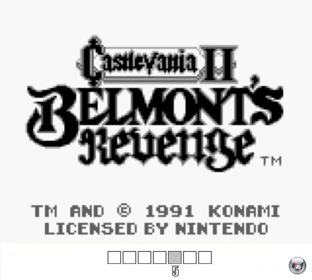 <br><br><b>Castlevania 2: Belmont´s Revenge (1991)</b><br><br> 1933073