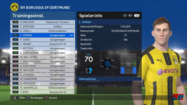Screenshot - Pro Evolution Soccer 2017 (PS4) 92533203