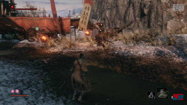 Screenshot - Sekiro: Shadows Die Twice (PlayStation4Pro)