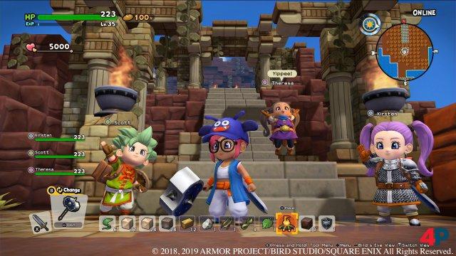 Screenshot - Dragon Quest Builders 2 (Switch) 92590122