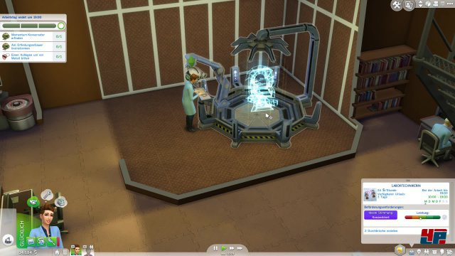 Screenshot - Die Sims 4: An die Arbeit (PC) 92502708